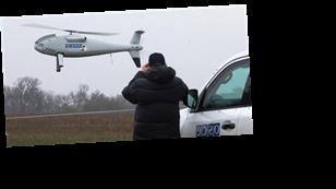 Беспилотник наблюдателей ОБСЕ обстреляли на Донбассе