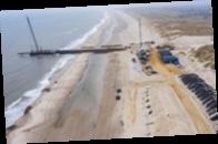 Дания запретила строительство газопровода Baltic Pipe