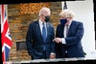 Джонсон и Байден обновили Атлантическую хартию