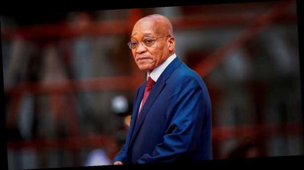 Экс-президента ЮАР приговорили к тюремному заключению