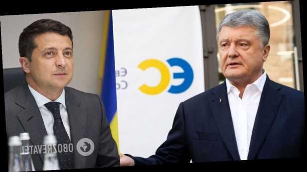 »Европейская Солидарность» и »Слуга народа» делят лидерство в рейтингах – опрос