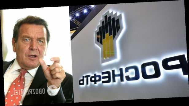 Герхард Шредер снова возглавил совет директоров »Роснефти»