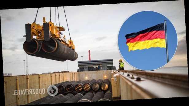 Кандидат на пост Меркель назвал условие для работы »Северного потока-2»: запуск связан с Украиной