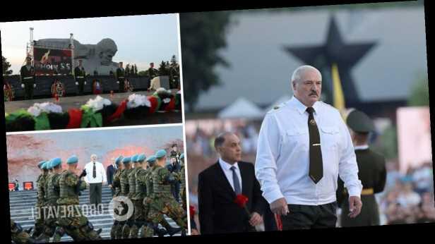 Лукашенко заявил, что Европа пытается убить Беларусь, и назвал министра Германии »наследником нацистов»