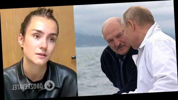 Лукашенко заявил, что Протасевича и Сапегу будут судить в Беларуси