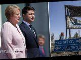 Меркель пригласила Зеленского в Берлин на переговоры по Донбассу: названа дата визита