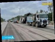На автобане Киев-Борисполь установят систему «взвешивания в движении»