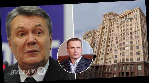 Оккупанты по частям распродают бизнес-центр Януковича в Донецке: хотят $ 700 тысяч за этаж. Фото