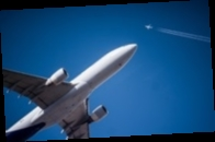 Полеты над Беларусью сократились на 40%
