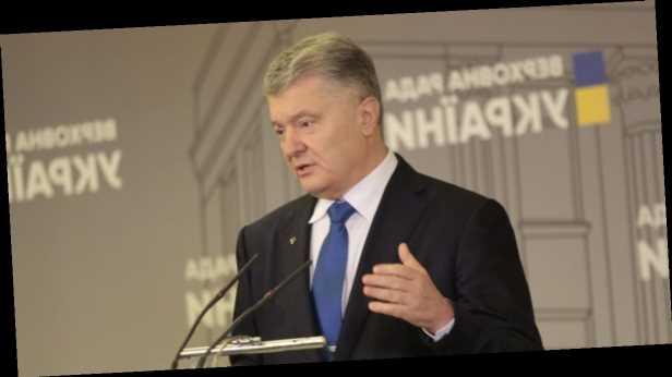 Порошенко о идее рефрендума об отделении оккупированных территорий: не за это украинцы отдавали свои жизни
