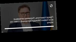 Представитель Украины впервые возглавил Международный совет по зерну