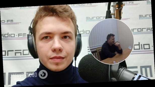 Протасевич на допросе рассказал о человеке, который мог его подставить: названо имя »подозреваемого». Видео