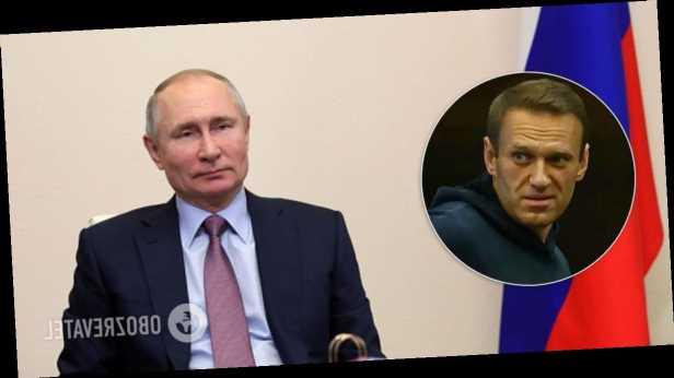 Путин подписал закон, запрещающий соратникам Навального участвовать в выборах