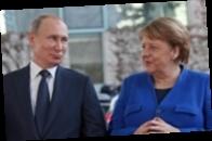 Путин рассказал об отношениях с Меркель