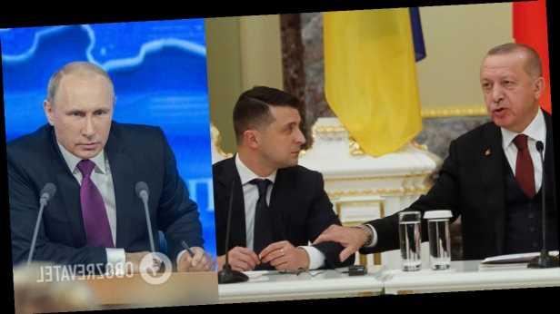 Путин шантажировал Эрдогана из-за поддержки Украины – WSJ