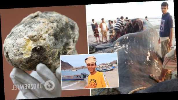 Рыбаки нашли огромную »золотую рыбу»: в чреве кашалота обнаружили клад на $1,5 млн
