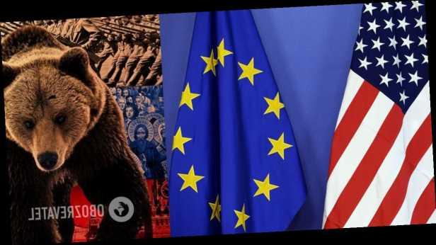 США и ЕС вместе усилят противодействие агрессии России – Bloomberg