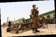Стала известна возможная причина катастрофы на ж/д в Пакистане