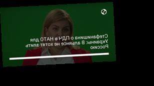 Стефанишина о ПДЧ в НАТО для Украины: В альянсе не хотят злить Россию