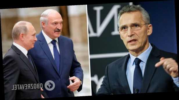 Столтенберг: Беларусь становится все более зависимой от России