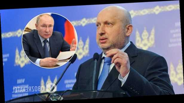 Турчинов поставил диагноз Путину