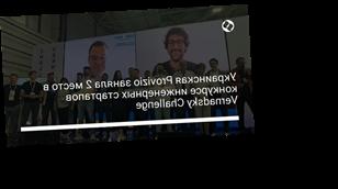 Украинская Provizio заняла 2 место в конкурсе инженерных стартапов Vernadsky Challenge