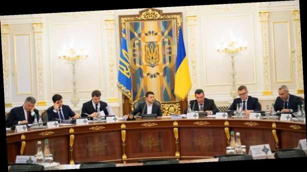 Утверждена дата и темы нового заседания СНБО