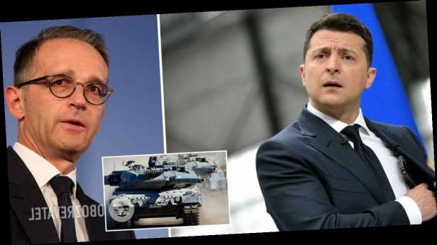 В Германии ответили Зеленскому на просьбу о поставках оружия