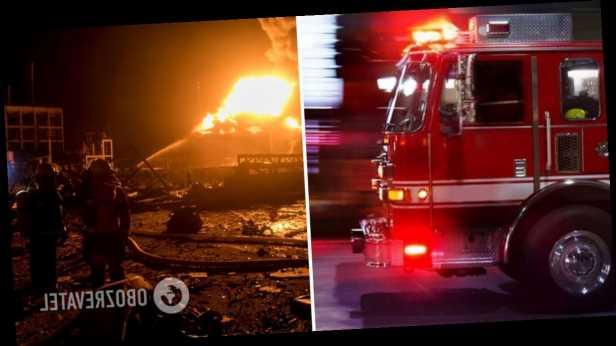 В Китае произошел пожар в центре боевых искусств, погибли 18 человек