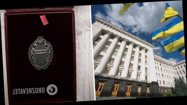 В ОП задумали отменить звание »Заслуженный журналист года»: НСЖУ – против