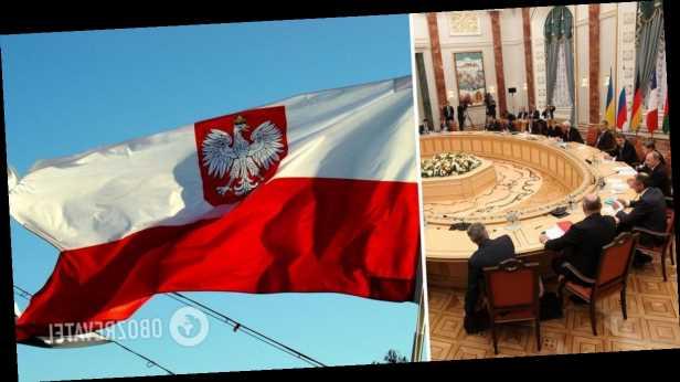 В Польше заявили о »логистической готовности» к переносу Минских переговоров в Варшаву или Краков