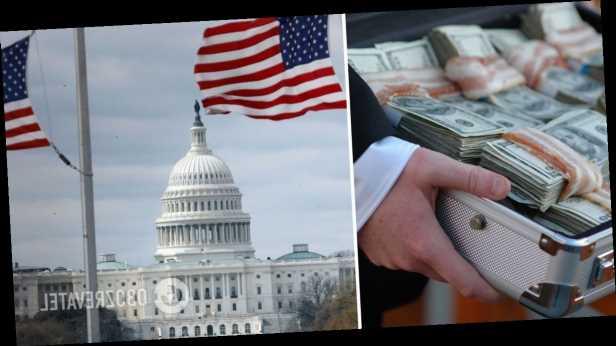 В США создали специальный орган Конгресса для борьбы с коррупцией за рубежом
