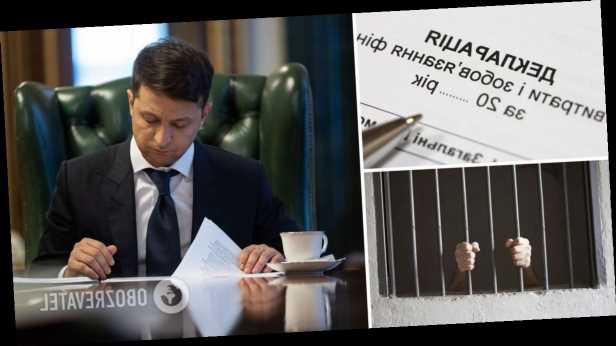 В Украине вернули тюремное наказание за ложь в декларациях: что изменилось после вето Зеленского