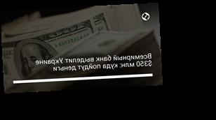 Всемирный банк выделит Украине $350 млн: куда пойдут деньги