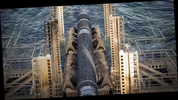 Вторую нить »Северного потока-2» взялись достраивать на максимальной скорости: когда завершат