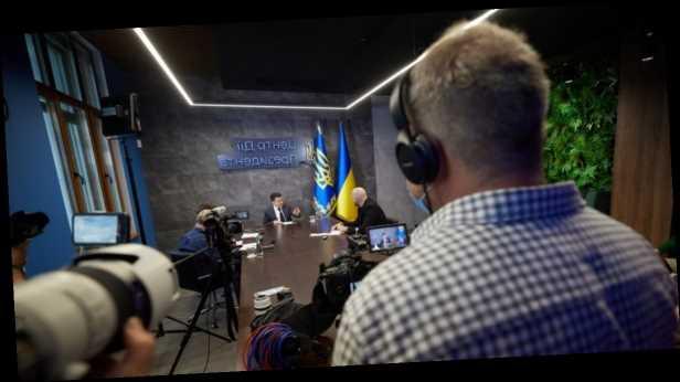 Зеленский: без поддержки Запада Украине придется создать самую мощную армию в Европе