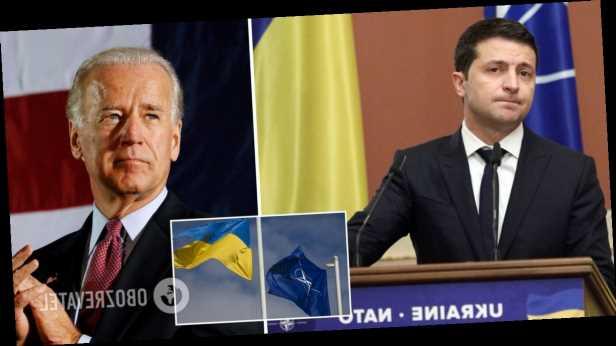 Зеленский заявил Байдену, что вступление Украины в НАТО должно иметь конкретную дату