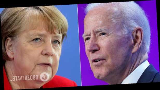 Байден и Меркель продолжат секретные переговоры касательно »Северного потока-2», – Хербст