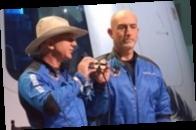 Безос поделился впечатлениями от полета на New Shepard