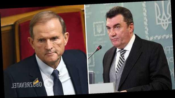 Данилов: санкции по Медведчуку полностью действуют, »порешать» не выйдет