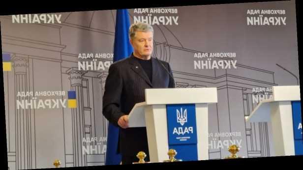 »ЕС» собирает подписные листы для внеочередного заседания Рады по созданию ВСК по делу »вагнеровцев», – Порошенко