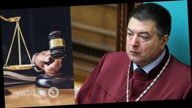 Экс-главе КСУ Тупицкому предъявили новое подозрение: появились подробности