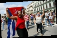 Крупнейшие с прихода Кастро. Протесты на Кубе