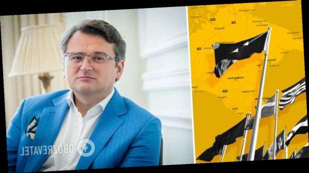Кулеба рассказал, сколько стран примут участие в »Крымской платформе», и назвал главную задачу