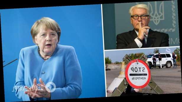 Меркель заявила о необходимости имплементации »формулы Штайнмайера» в законодательство Украины