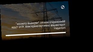 """Минэнерго ввело """"черный список"""" торговцев электроэнергией. Кто туда попадет"""