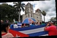 На Кубе проходят антиправительственные протесты