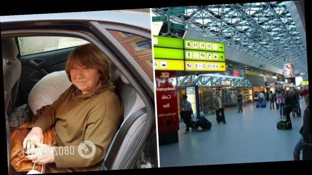 Нобелевскую лауреатшу Алексиевич задержали в аэропорту Берлина из-за »бомбы» в ее сумке