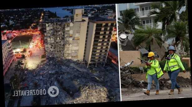 Обрушение дома во Флориде: количество жертв возросло до 86