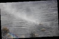 Опубликовано видео лесного пожара в Испании